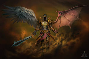 Nephilim by feintbellt