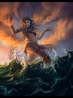 Mother of the seas by feintbellt