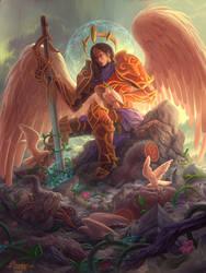 Michael Angel by feintbellt
