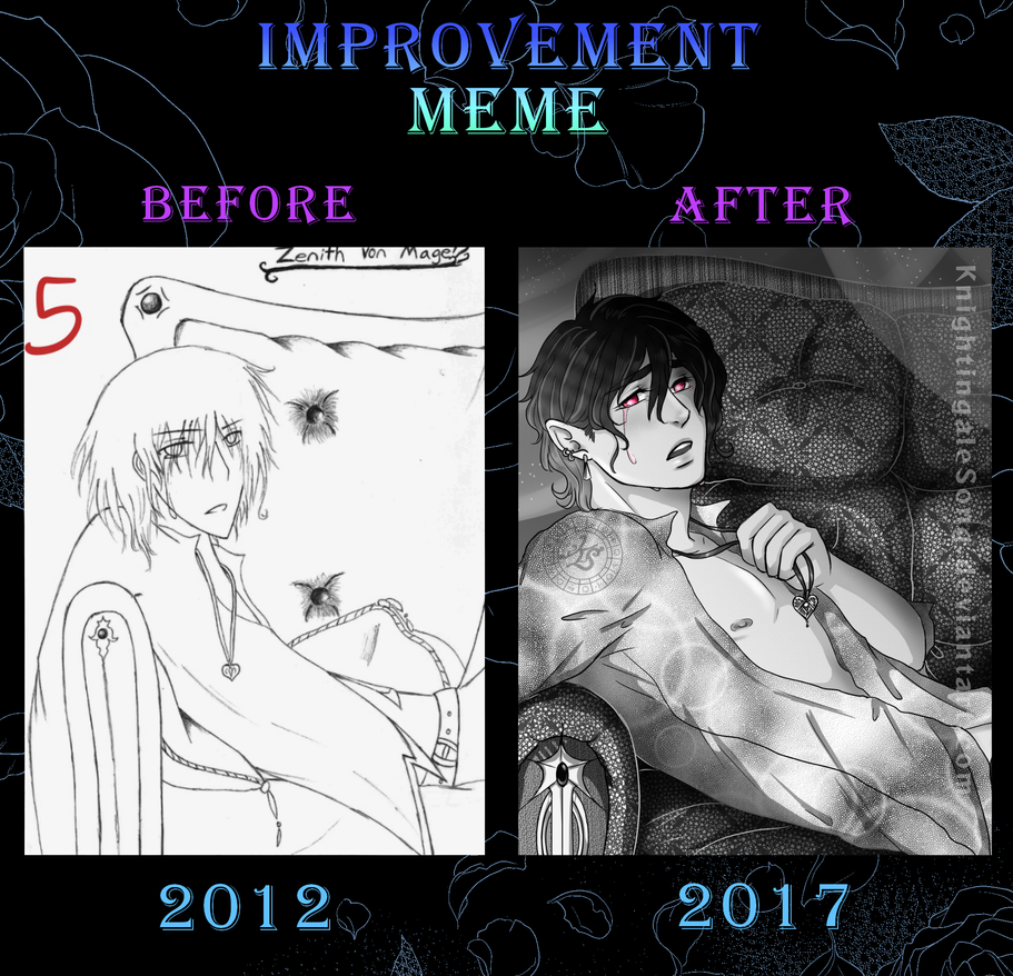 Improvement Meme: #5 by KnightingaleSong