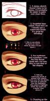 Painting An Eye Tutorial