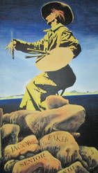 The Artist by pyraptor