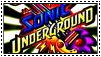 Sonic Underground Fan Stamp by VTK-Stamps