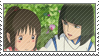 Spirited Away Fan by VTK-Stamps