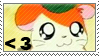 Hamtaro Stamp by VTK-Stamps
