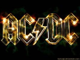 AC DC  Wallpapa by KurtzGB