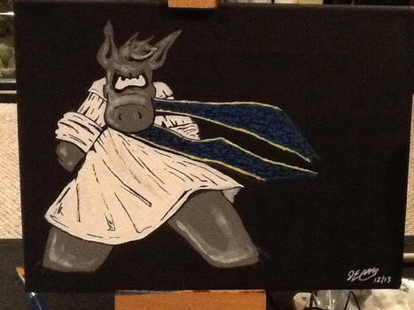 Cerebus - Most Holy by mzjoe