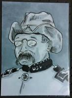 Teddy Roosevelt by mzjoe