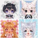 [Bwoo Icons] Batch 1
