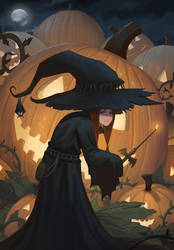 Halloween 2018 by yagaminoue