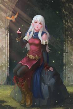 Priestess of Dawn