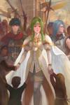 Queen Elincia