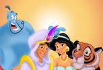 Aladdin [Disney Group Selfie Series]