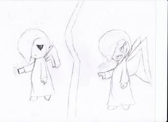 Anubot vs Anubis by irodude