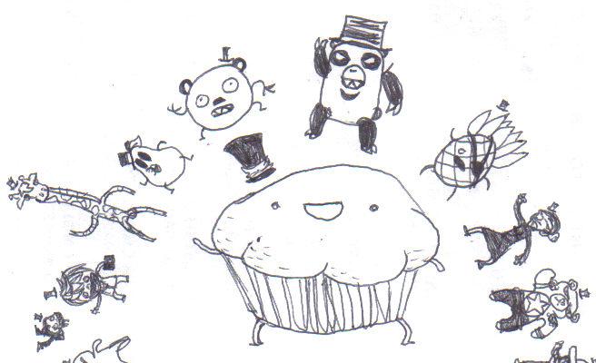 The Top Hat Dance by SeizureSquid