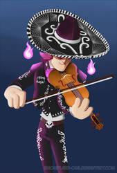 Lewis mariachi by Snowflake-owl