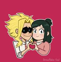 Toshinko Valentine's Day