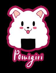 Pomigiri (Pomeranian x Onigiri)