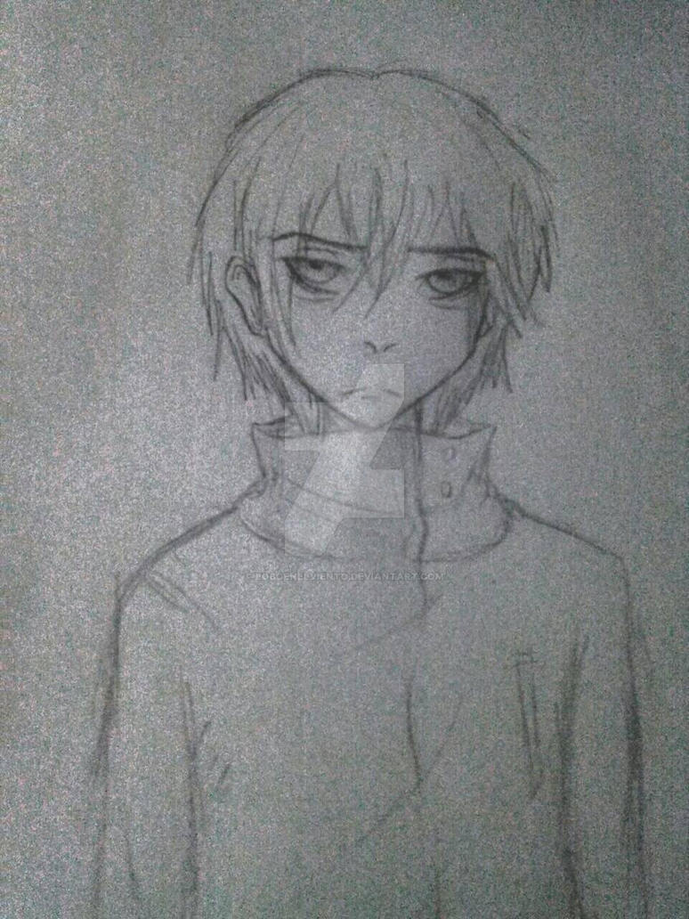 Me by WolfWind000