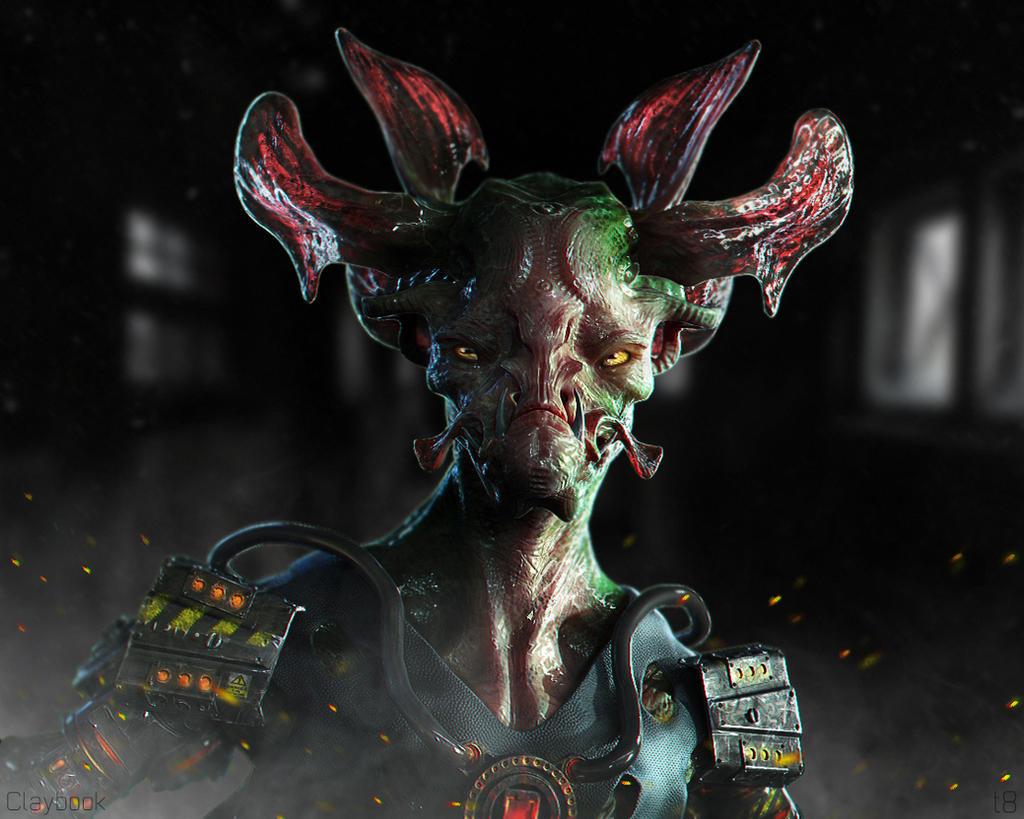 _03_Alien by T-Eight