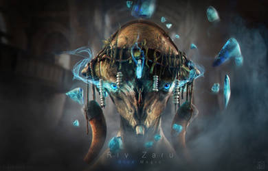 Riv Zaru by T-Eight