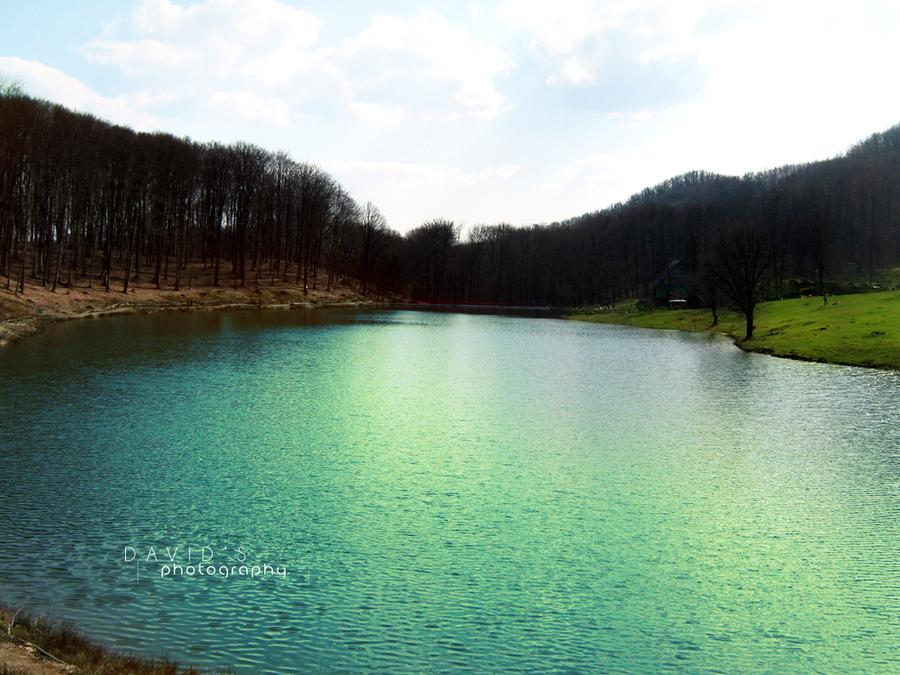 At the lake by codexcs