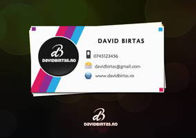 Personal bussines card