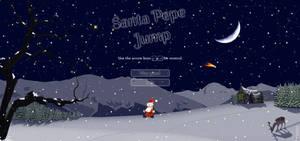Santa Pepe Jump