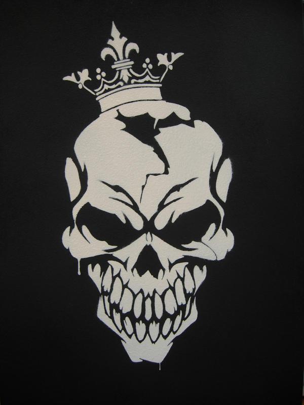 skull by ufopron