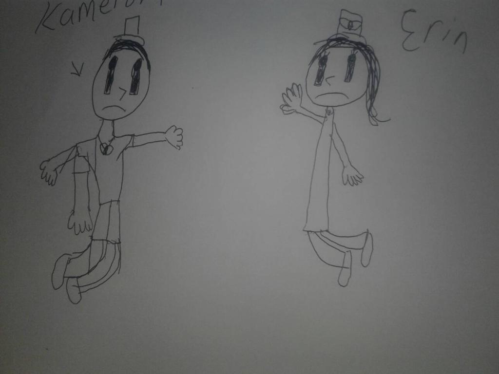 Kameron and Erin   by Lexi-Fazbear