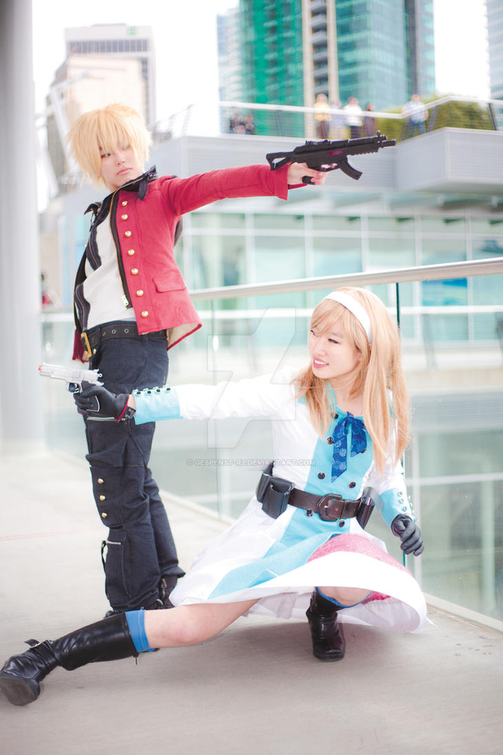 Resonance of Fate @ FanExpo Vancouver by Gespenst-RZ