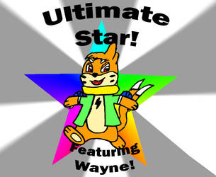 Ultimate Star Contest Entry by Fuzzbyroo