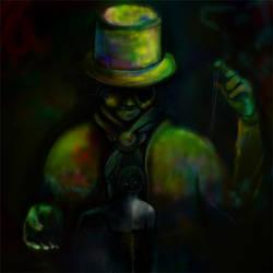 Magician by paddawu