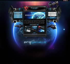 ProGamela Game Layout by GrafArtClub