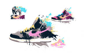 Nike by GrafArtClub