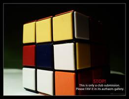 Cube of Life by GrafArtClub