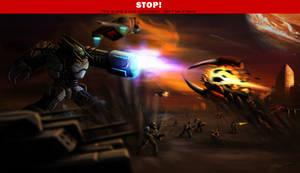 Battle Time by GrafArtClub