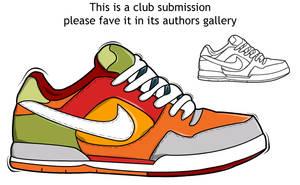 Nike Shoes by GrafArtClub