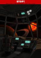 Cockpit view by GrafArtClub
