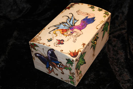 Fairie Chest colored From Above 2 by MemMor
