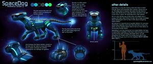 SpaceDog Reference sheet v2 (OBSOLETE)
