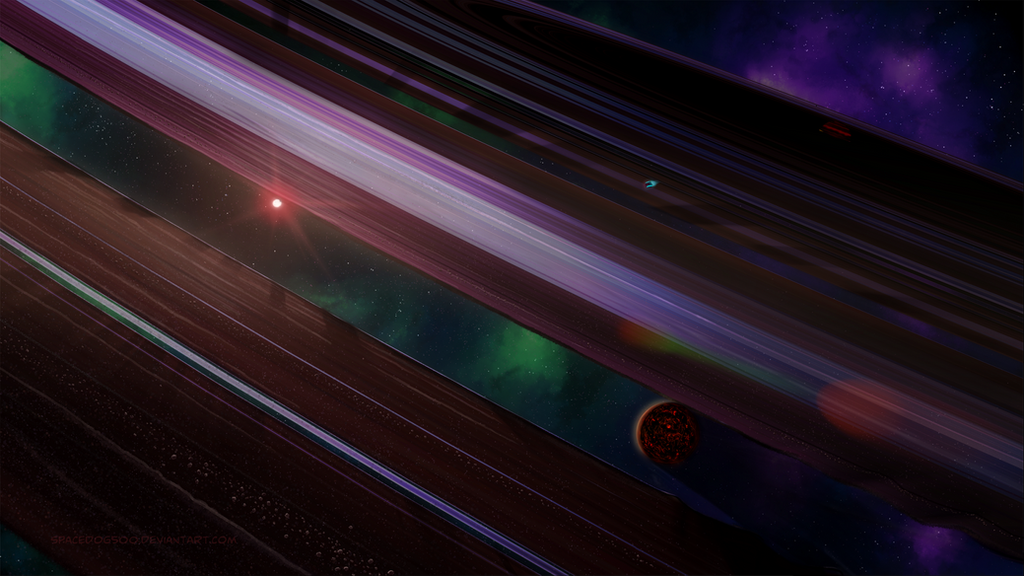 Super Saturn by SpaceDog500