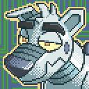 robodog Tero pixel icon