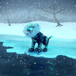 Cold Space by SpaceDog500