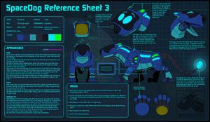SpaceDog Reference Sheet 3 by SpaceDog500