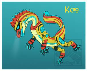 Keyo by SpaceDog500