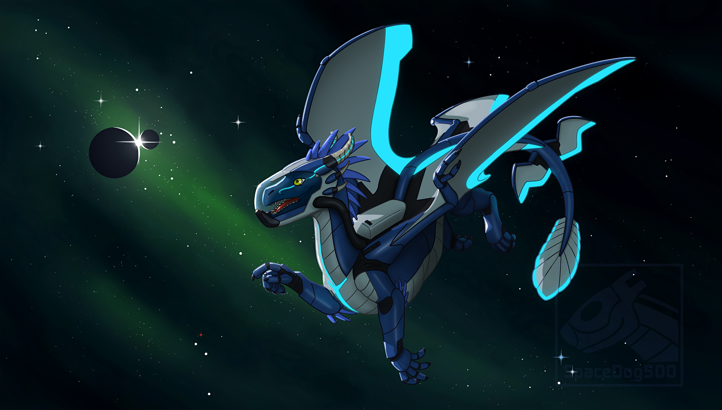 Commission Leundra in space
