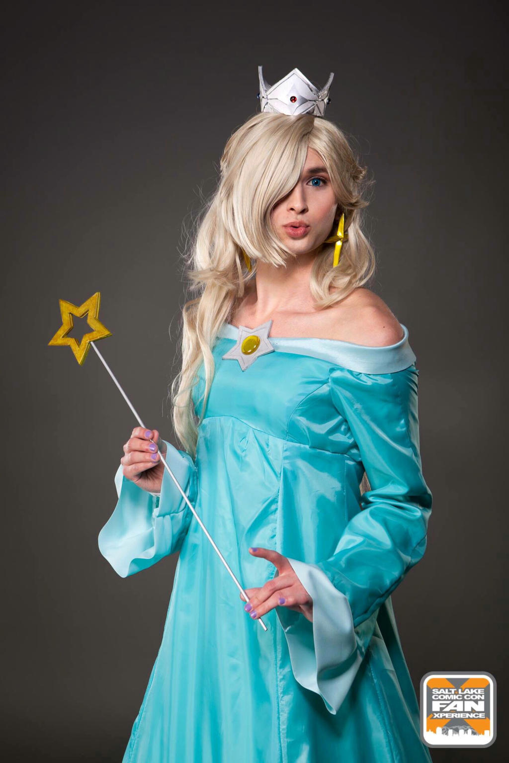 My Rosalina Cosplay by Rosalina-Luma on DeviantArt