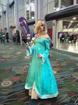 Rosalina Cosplay at Salt Lake Comic Con