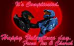 Tex and Church Valentine